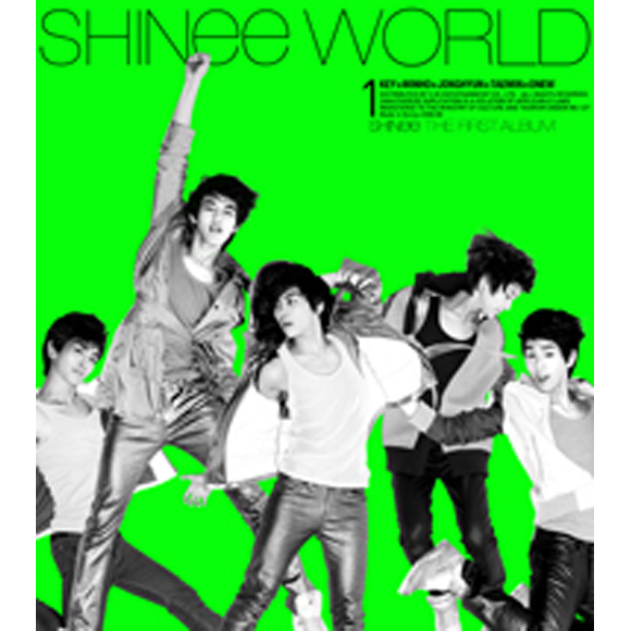 シャイニー (SHINee) - 1集 : The SHINee World (A ver.)