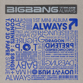 Bigbang (ビッグバン) : Always - 2007 BIGBANG Mini Album