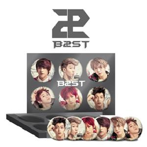 [Official Goods] Beast - Pin Button Set