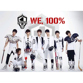 100% -  Single Album Vol.1 [WE, 100%]