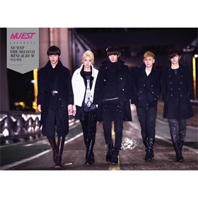 NU`EST -  Mini Album Vol.2 (Normal Edition)