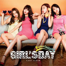 Girl`s Day - Vol.1 [Expectation]