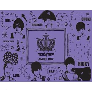TEEN TOP - Angel Box 天使套装
