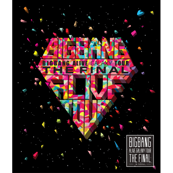 Big Bang (ビッグバン) - Big Bang Alive Galaxy Tour Live CD [The Final In Seoul] (2CD/Limited Edition) [Bookl
