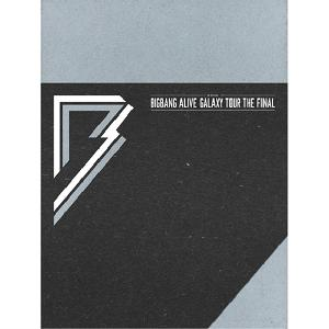 [DVD] Big Bang -  Alive Galaxy Tour [The Final In Seoul] (3DVD)