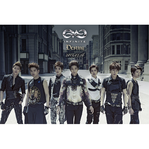 Infinite - Single Album Vol.2 [Destiny]