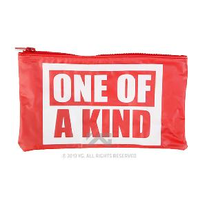 [YG Official MD] G-Dragon 2013 One Of A Kind  Pouch (ver.2) (Red)