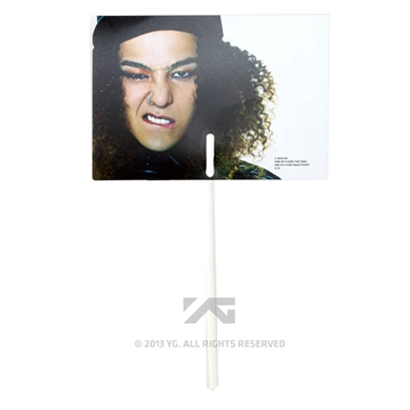 [YG Official MD] G-Dragon 2013 One Of A Kind Image Picket (ver.2)