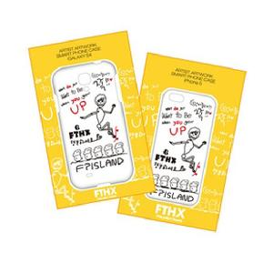 [FNC Official MD Goods] FTISLAND - [FTHX] PHONE CASE GALAXY S4