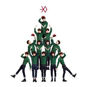 EXO[エクソ]  - Winter Special Album [Miracles in December] (Korean Ver.)