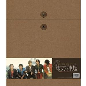 [Photo Book] Dong Bang Shin Ki : BONJOUR TVXQ (Special Limited) [Photo book(3set) + Diary + DVD]
