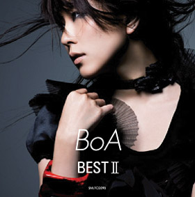 BoA - Best vol.2 (CD)