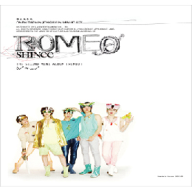 SHINee(シャイニー) - 2nd Mini Album : ROMEO