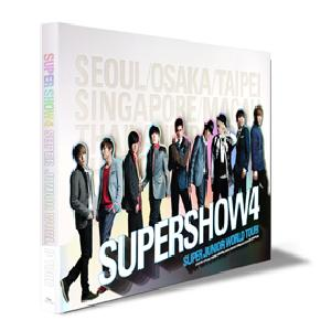 [フォトブック] Super Junior - World Tour Concert [Super Show4] (+Postcard 10p)