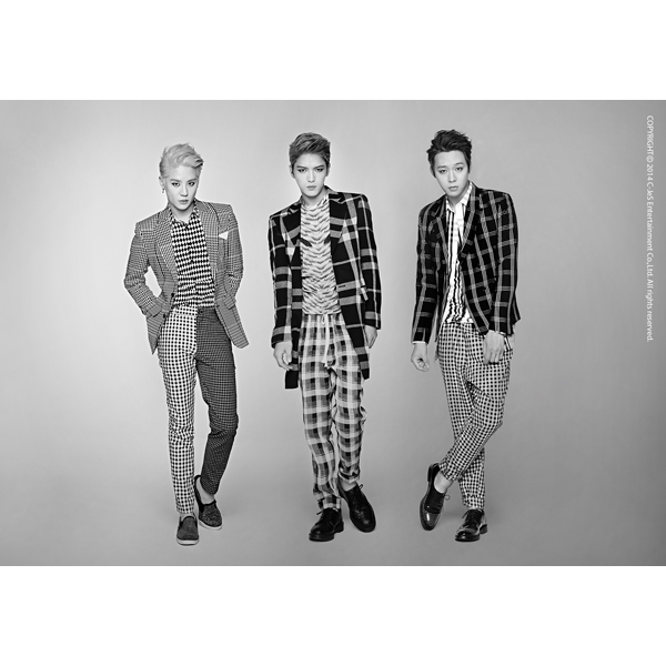 JYJ - Vol.2 [JUST US]