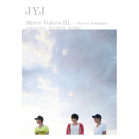 [DVD] [ジェイワイジェイ] JYJ 3hree Voices Ⅲ (Secret Sessions)