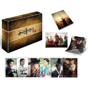 [Blu-Ray] Lee Jun Ki_Pre-order of Gunman in Joseon - KBS Drama  (Limited Edition) (Poster Sold Out)