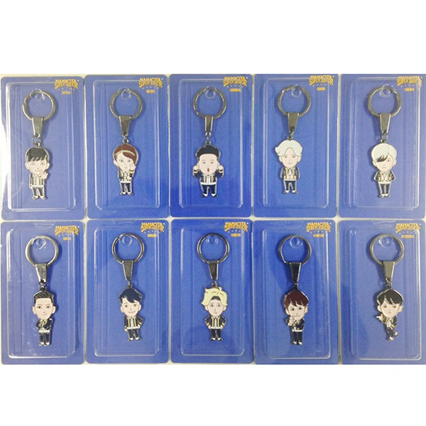 Super Junior - MAMACITA KEY HOLDER