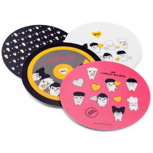 [BTS防弹少年团]- HIP HOP MONSTER Mouse Pad