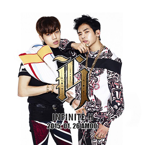 Infinite H - Mini Album Vol.2 [Fly Again]