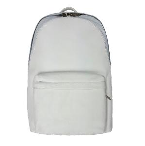 [ノナゴン] NONA9ON - LEATHER PATCHED BACKPACK