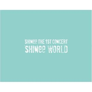 [PhotoBook] SHINee (シャイニー)  - The 1st Concert Photobook [Shinee World]