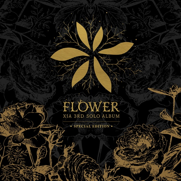 [CD+DVD] XIA(JYJ)ジュンス - XIA 3rd ソロアルバム FLOWER SPECIAL EDITION