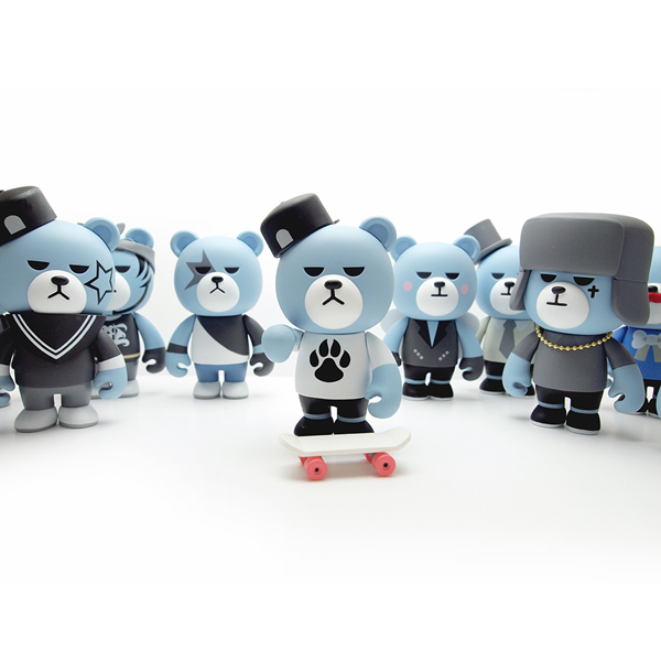 BIGBANG X KRUNK Art Toy [YG FAMILY MD]