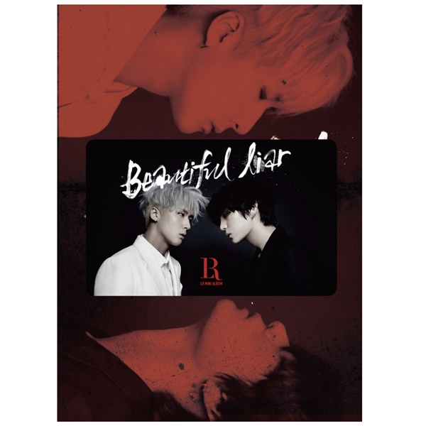 VIXX LR - Mini Album Vol.1 [Beautiful Liar] (KIHNO CARD EDITION : MINI CD+KIHNO CARD) LEO RAVI
