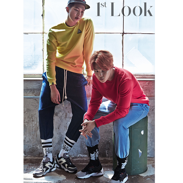 [Magazine] 1ST LOOK- Vol.95 (BTS)