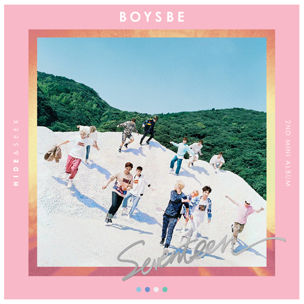 Seventeen - Mini Album Vol.2 [BOYS BE]  HIDE Ver.