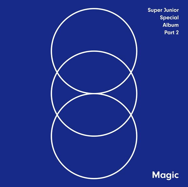 Super Junior (スーパージュニア) - Special Album Part.2 [MAGIC]