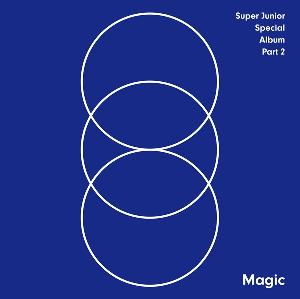 [スーパージュニア] Super Junior Special Album Part.2 [MAGIC]