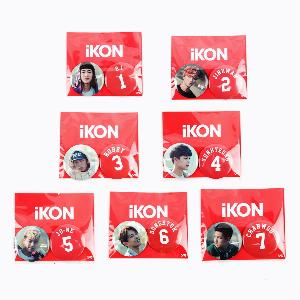 [公式グッズ] iKON - BADGE SET [iKON SHOWTIME DEBUT CONCERT MD]