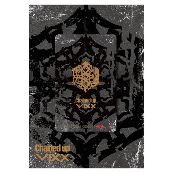 VIXX [Limited] - Smart Music Album Vol.2 [Chained up] (Freedom Ver.)