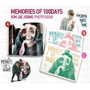 [Photobook] [ジェイワイジェイ] JYJ : Kim Jae Joong - 2016 Kim Jae Joong Photo Book MEMORIES OF 100 DAYS Limited Edition