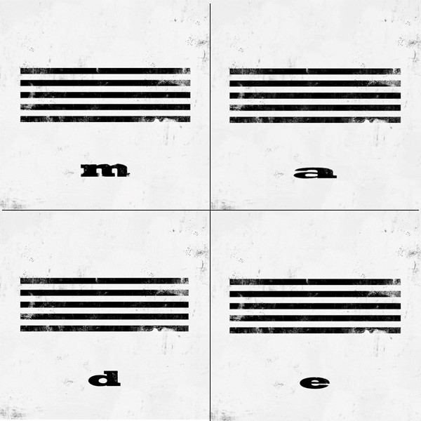 BIGBANG MADE SERIES (RANDOM)