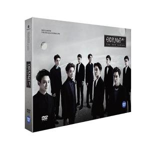 [DVD] EXO(エクソ) : EXO FROM. EXO PLANET #2 - The EXO'LUXION - in SEOUL(韓国版)[フォトカード+ステッカー]