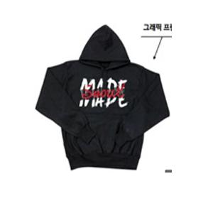 [韓国公式グッズ] Bigbang(ビッグバン) :  BIGBANG - HOODIE MADE SEOUL  [BIGBANG WORLD TOUR 'MADE' FINAL IN SEOUL] (BIGBANG公式応援グッズ)