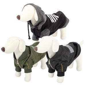 [韓国公式グッズ] Bigbang(ビッグバン) :  BIGBANG - DOG CLOTHES MA-1_KAHAKI  [BIGBANG WORLD TOUR 'MADE' FINAL IN SEOUL] (BIGBANG公式応援グッズ)