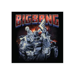 [韓国公式グッズ] Bigbang(ビッグバン) : BIGBANG    BANDANA [ [BIGBANG WORLD TOUR 'MADE' FINAL IN SEOUL] (BIGBANG公式応援グッズ)