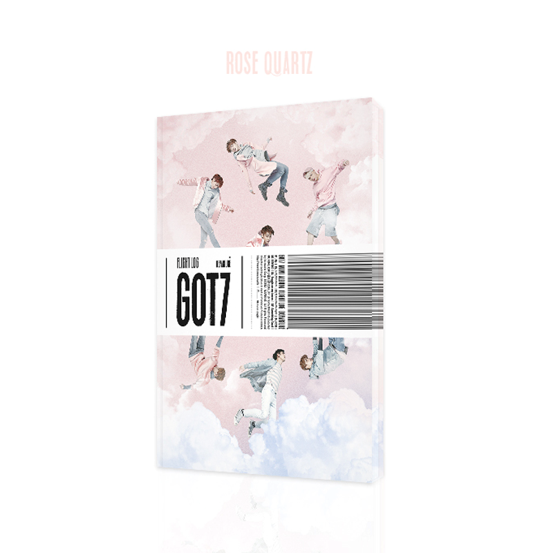 GOT7 - Mini Album Vol.5 [FLIGHT LOG : DEPARTURE]