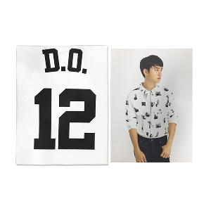 [SM公式グッズ] EXO(エクソ) :  T-SHIRT + PHOTO D.O [EXOPLANET #2]