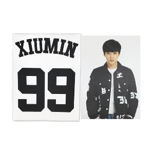 [SM公式グッズ] EXO(エクソ) :  T-SHIRT + PHOTO XIUMIN [EXOPLANET #2]