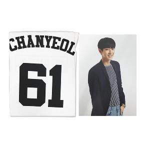 [SM公式グッズ] EXO(エクソ) :  T-SHIRT + PHOTO CHANYEOL [EXOPLANET #2]