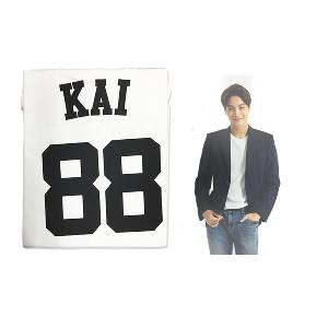 [SM公式グッズ] EXO(エクソ) :  T-SHIRT + PHOTO KAI [EXOPLANET #2]
