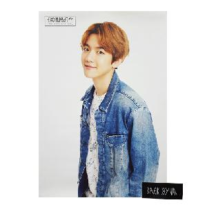 [SM公式グッズ] EXO(エクソ) : BROMIDE SET (BACKHYUN)  [EXOPLANET #2]