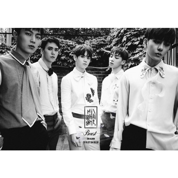 [CD] BEAST - Album Vol.3 [Highlight] (韓国盤)