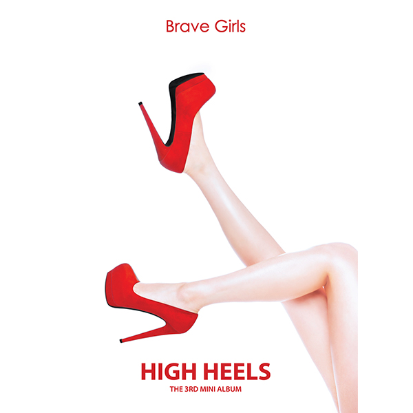 Brave Girls - Mini Album Vol.3 [HIGH HEELS]