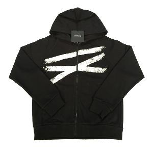 NONA9ON - [WOMEN'S] Roman 9 Zip-Up Hoodie (SIZE 2 M) [16FW]
